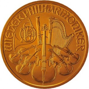 Austrian Gold Philharmonic Front
